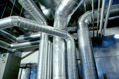 commercial air duct installation virginia beach
